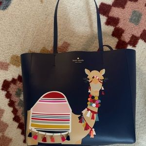 Kate Spade Spice Things Up Tote NWOT